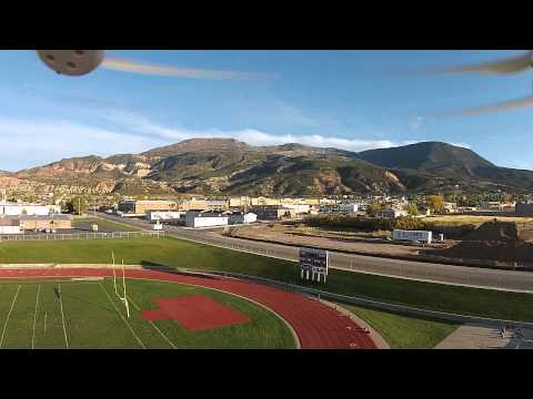 DJI Phantom 2 Vision Plus Cedar City High School