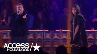 Halle Berry Roasts James Corden On 'Drop The Mic' | Access Hollywood