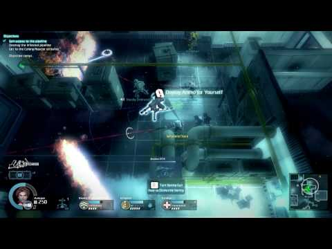 Alien Swarm Gameplay (HD) - FREE Steam Game