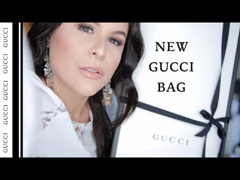GUCCI HANDBAG UNBOXING |Jerusha Couture