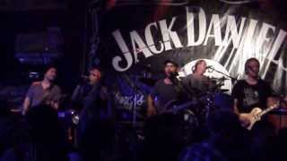 "Dirty Word's cover of ""Redneck Woman"" (partial song recording) Sturgis 2013"