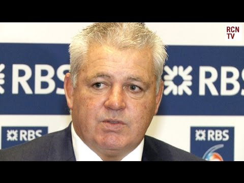 Wales Warren Gatland On Northern vs Southern Hemisphere Rugby