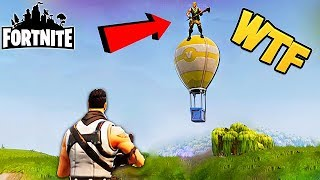 Fortnite Funny Fails and WTF Moments! #15 (RIDING A SUPPLY DROP) Fortnite Epic Kills!