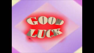 GOOD LUCK WISHES WHATSAPP STATUS VIDEO/LATEST/2018/SMS/QUOTES/PICTURES/GREETINGS