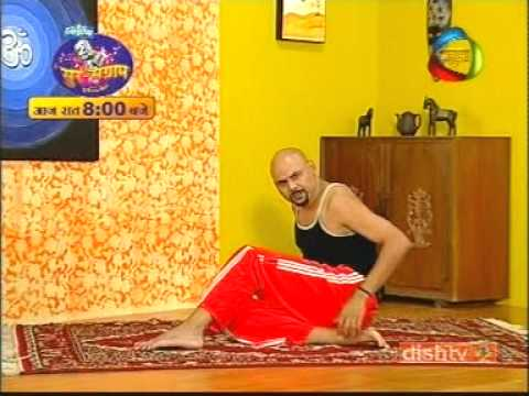 Yoga for Diabetes on Mahuwa Bgojpuri by Yoga Guru Suneel Singh.