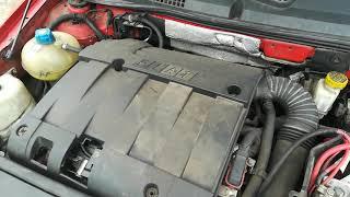 Car For Parts - Fiat STILO 2002 1.6L 76kW Gasoline