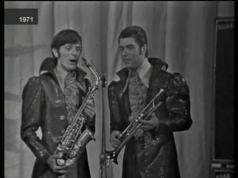 Ансамбль Веселые Ребята 1971. Люди встречаются