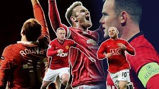 Wayne Rooney - Người đội trưởng thầm lặng vĩ đại tại Man United