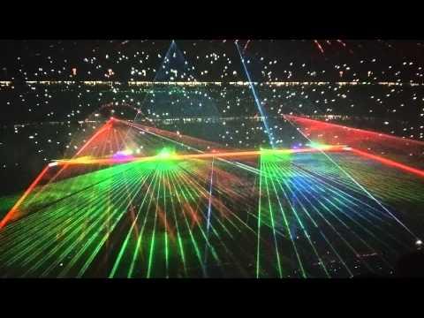 Bayern - Freiburg / 2015 / After-Game Laser Show
