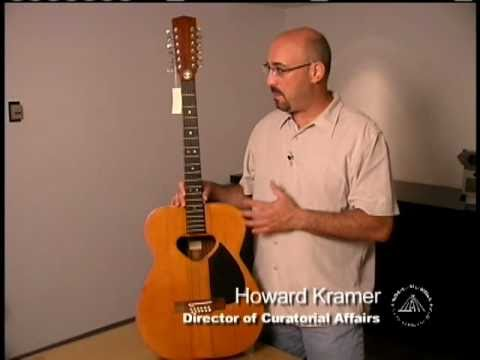 Behind the Scenes (Artifact Spotlight) - Pete Seeger's Guitar