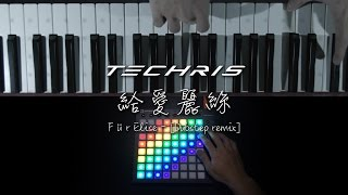 Für Elise 給愛麗絲 - Dubstep Remix // Launchpad MK2