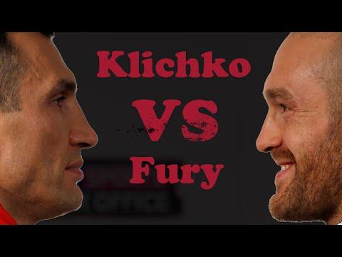 Факты: Кличко vs Фьюри — реванш