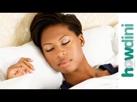 Tips for better sleep - How to get a good nights sleep