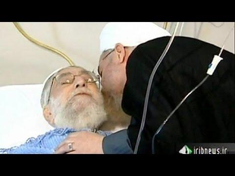Operan de próstata al líder supremo de Irán Alí Jamenei