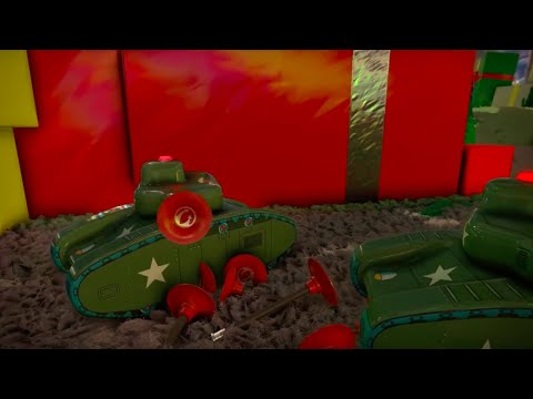 World of Tanks Official Toy Tanks Mode 2017 Trailer