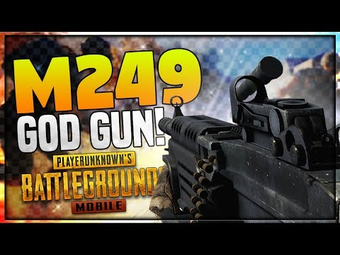 PUBG Mobile INDIA : ROAD TO CONQUEROR LEAGUE || M249 EASY CHICKEN DINNER!!