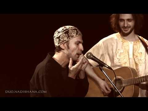 """Nadishana - Gorelik """"Saekhar"""", live @ DOM club, Moscow"""
