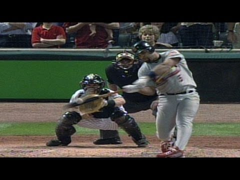 NLCS Gm5: Pujols jacks a mammoth three-run shot