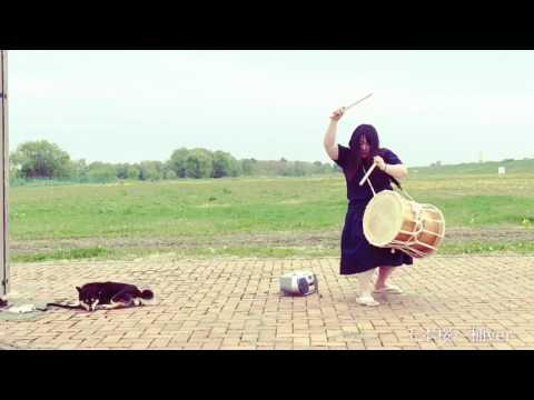 [叩いてみた]千本桜/和楽器バンド