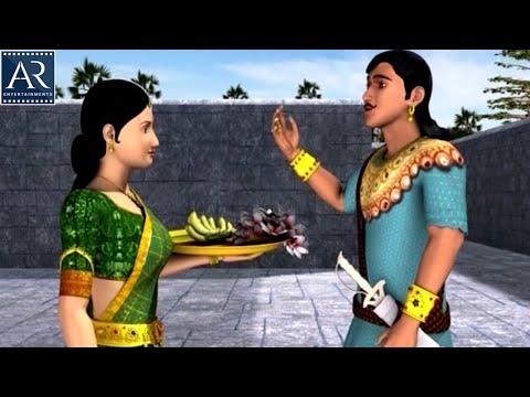 Kids Moral Stories in Hindi | Panchatantra Kahaniya | Part 2/10 | AR Entertainments thumbnail