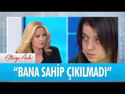 """""""Bana sahip çıkılmadı"""" - Müge Anlı İle Tatlı Sert 5 Ocak 2018"""