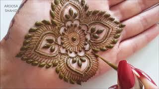 Intricate party henna design | Henna Art by Aroosa