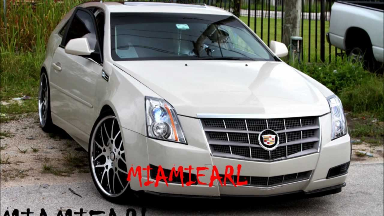 Cadillac Cts Wagon On 22 Quot Brushed Forgiato Maglia Youtube