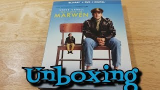 Welcome To Marwen Blu-Ray Unboxing