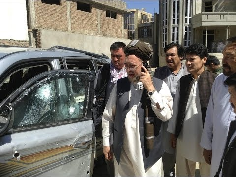 Munafiq Mohaqiq Survived Bomb Attack; Security Detail Handed Over in Afghanistan