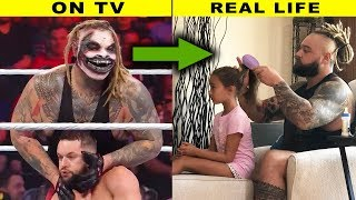 10 Scary WWE Wrestlers Nicer Than You Thought - Bray Wyatt & more
