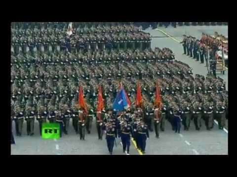 Russian March 2012 Hell March Soviet Youtube