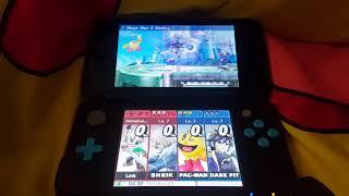 "Super Smash Bros. ""Gotta go FAST!!!"""