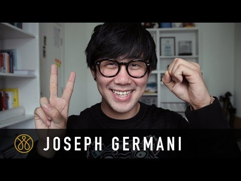 20 Facts About Me | Joseph Germani