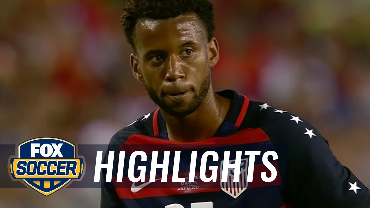 USA vs. Martinique | 2017 CONCACAF Gold Cup Highlights