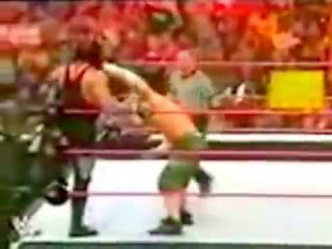 John Cena Vs The Undertaker Bloodiest Match Ever (banned From Tv) *must Watch* video