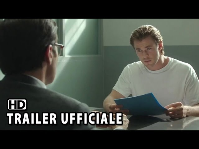 Blackhat Trailer italiano ufficiale (2015) - Michael Mann, Chris Hemsworth HD