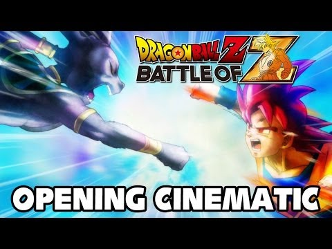 Dragon Ball Z Battle of Z - Opening Cinematic [1440p] TRUE-HD QUALITY