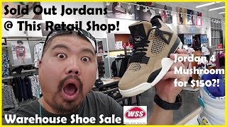 Sold Out Sneakers @ This Retail Store! WSS [Sneaker VLog #12]
