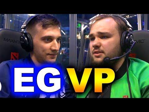 EG vs VP - WHAT A GAME! #TI8 - THE INTERNATIONAL 2018 DOTA 2