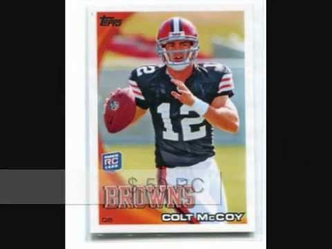 Over 200+ Cleveland Browns Football cards for sale.