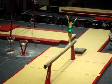 Viktoria Komova 2011 Russian Cup BEAM
