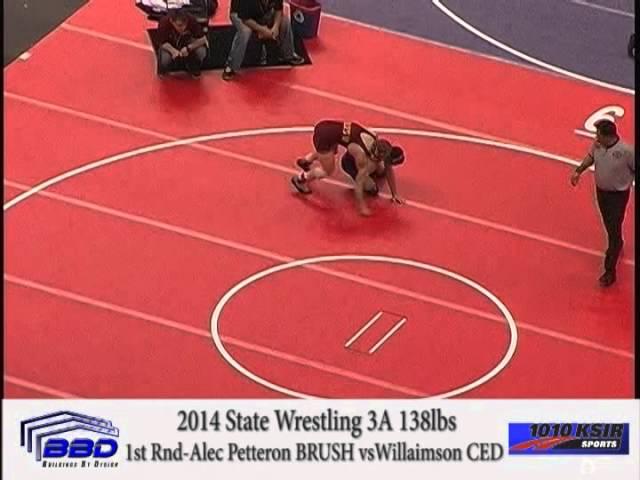1st Round- Alec Petterson BRUSH