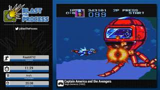 BTP2: Captain America and the Avengers by Faust4712
