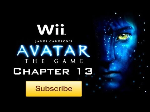 James Cameron's Avatar The Game: Chapter 13 (Wii Gameplay)