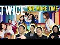 "download mp3 dan video Reacting to TWICE ""ONE MORE TIME"" (sleepy boys)"