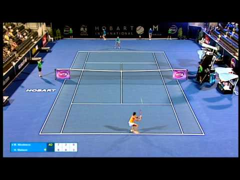 Monica Niculescu vs Heather Watson - Full Match