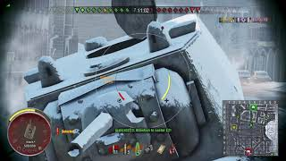 Himmelsdorf - Winter - Standard Battle | O-I | World Of Tanks PS4 Console