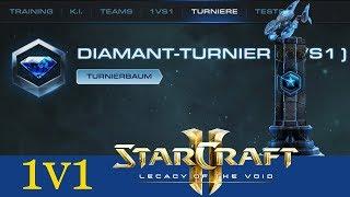 Endlich wieder ein Turnier! - Starcraft 2: Legacy of the Void 1v1 LIVE [Deutsch | German]