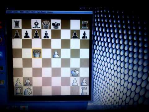 ITALIJANSKA PARTIJA : Šahovsko otvaranje -HOFFMAN vs PETROV  #77 sah i mat