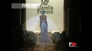 """""""Marella Ferrera"""" Autumn Winter 1998 1999 Rome 8 of 8 Haute Couture woman by FashionChannel"""